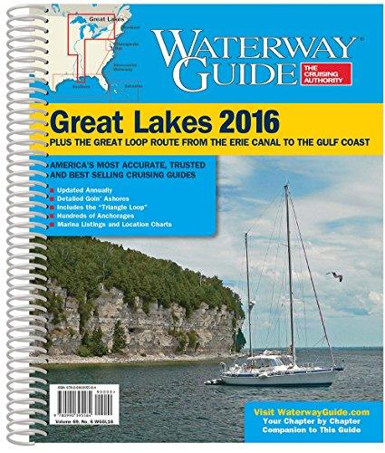 Waterway Guide 2016 Great Lakes (Paperback)
