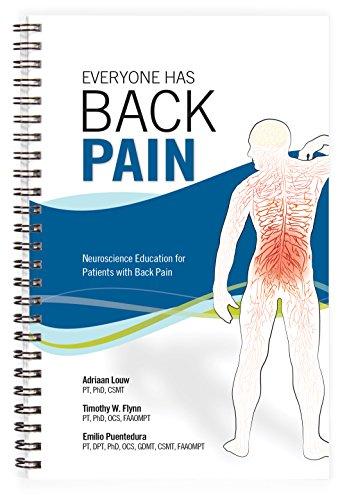 9780990423089: Everyone Has Back Pain (8754)