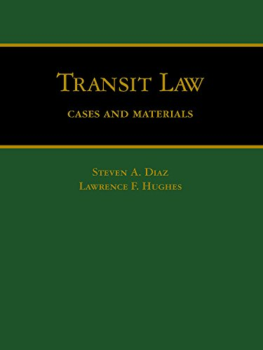 9780990432609: Transit Law: Cases and Materials