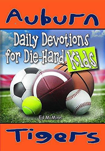9780990488231: Daily Devotions for Die-Hard Kids Auburn Tigers