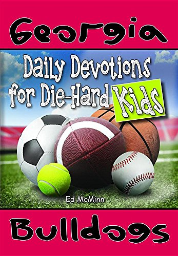 9780990488248: Daily Devotions for Die-Hard Kids Georgia Bulldogs