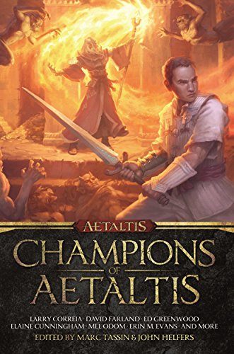 Champions of Aetaltis: Marc Tassin, Larry