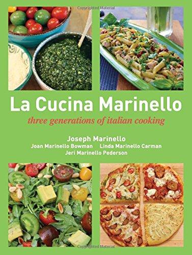 La Cucina Marinello - three generations of: Joan Marinello Bowman,