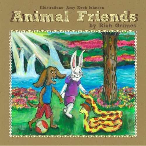 Animal Friends: Rich Grimes