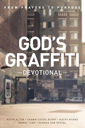 9780990591795: God's Graffiti Devotional: From Prayers to Purpose