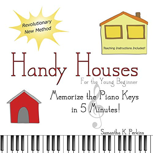 9780990609155: Handy Houses: Memorize the Piano Keys in 5 Minutes!