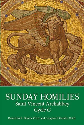 9780990685517: Sunday Homilies, Saint Vincent Archabbey, Cycle C