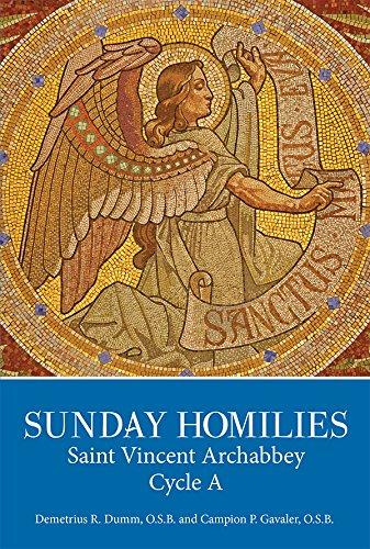 9780990685524: Sunday Homilies, Saint Vincent Archabbey, Cycle A