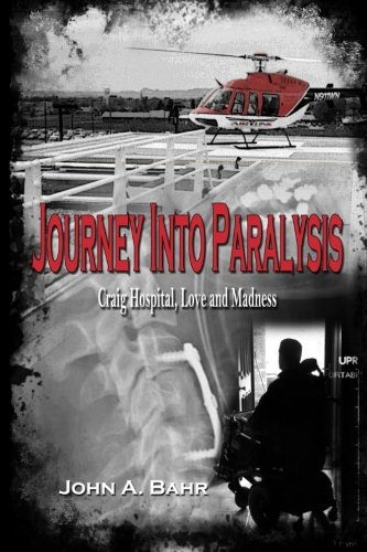 9780990690603: Journey Into Paralysis: Craig Hospital, Love and Madness