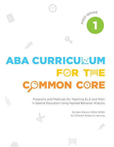 9780990708346: ABA Curriculum for the Common Core: First Grade
