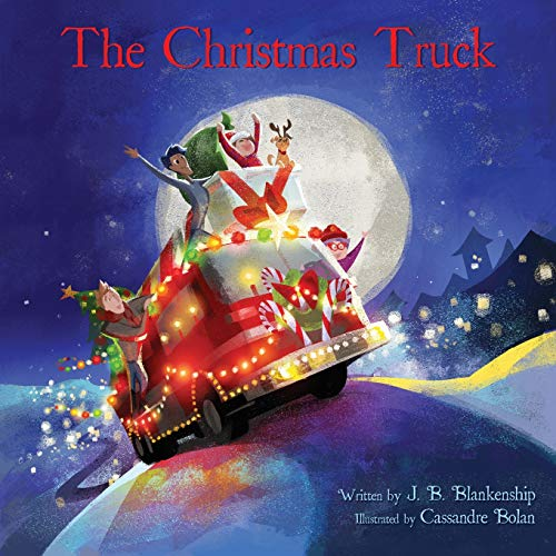 9780990743422: The Christmas Truck: UK Edition