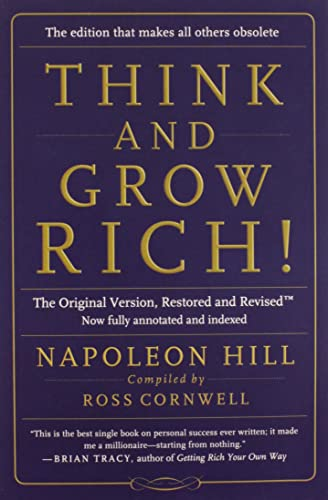 9780990797609: Think and Grow Rich!: The Original Version, Restored and Revisedt
