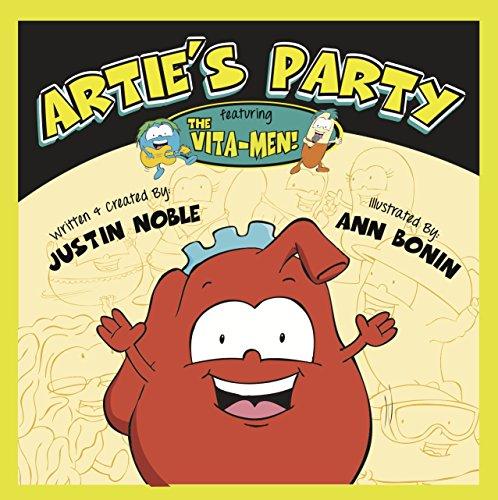 9780990858201: Artie's Party Featuring the Vita-Men!: My Body Village