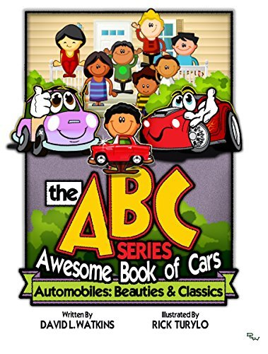 9780990866213: Awesome Book of Cars