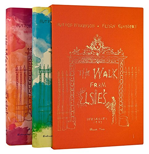 9780990885801: The Walk to Elsie's (Two Volume Luxury Edition): A Loving Memory of Elsie de Wolfe entrusted to the Authors and Illustrated by Tony Duquette