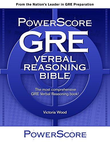 9780990893417: The Powerscore Gre Verbal Reasoning Bible