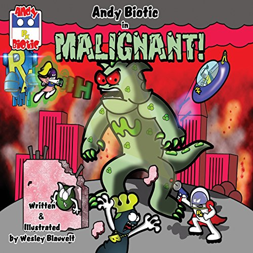 9780990904038: Andy Biotic in Malignant