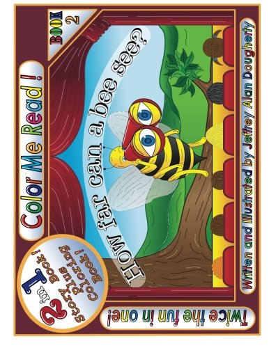 9780990905110: How far can a bee see? (Color Me Read!) (Volume 2)