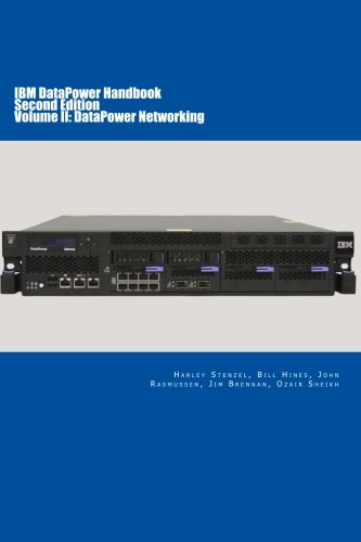 9780990907626: IBM DataPower Handbook Volume II: DataPower Networking: Second Edition (Volume 2)