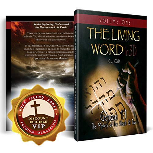 9780990912965: The Living Word in 3D: Volume One (Genesis 1:1 - The Mystery of the Aleph & Tav)