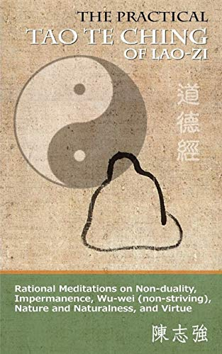 9780990923350: The Practical Tao Te Ching of Lao-zi: Rational Meditations on Non-duality, Impermanence, Wu-wei (non-striving), Nature and Naturalness, and Virtue