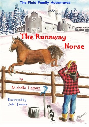 9780990979609: The Plaid Family Adventures: The Runaway Horse (Volume 1)