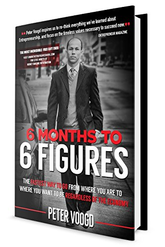 9780990997313: 6 Months To 6 Figures (Hardcover)