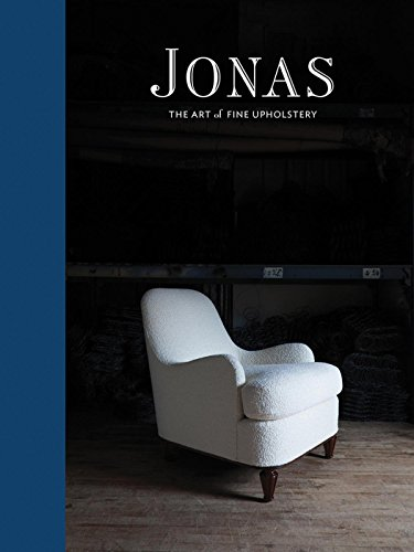 Jonas: The Art of Fine Upholstery: Clinton Smith