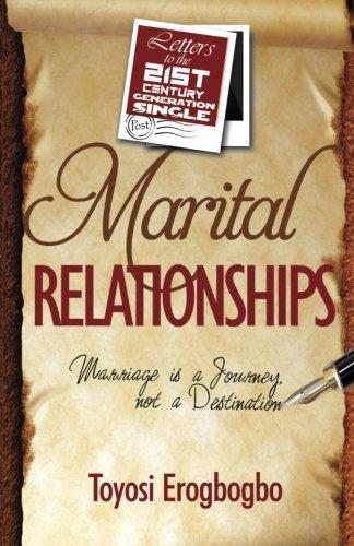 Marital Relationships: Toyosi Erogbogbo