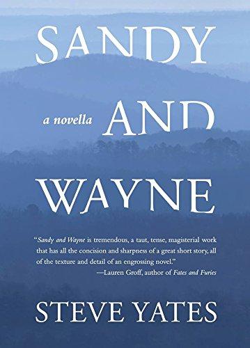 Sandy and Wayne: Steve Yates