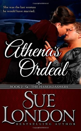 Athena's Ordeal  (Haberdashers) (Volume 2): London, Sue