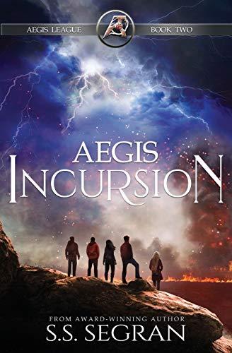 9780991081332: AEGIS INCURSION