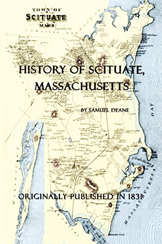 9780991092352: History of Scituate, Massachusetts