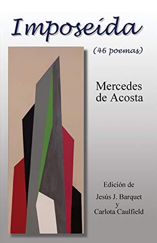 9780991132546: Imposeida: (46 poemas) (Spanish Edition)