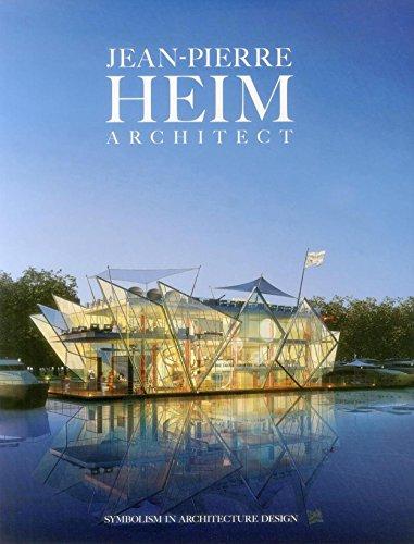Jean-Pierre HEIM Architect (Hardcover): John-Pierre Hiem Architect