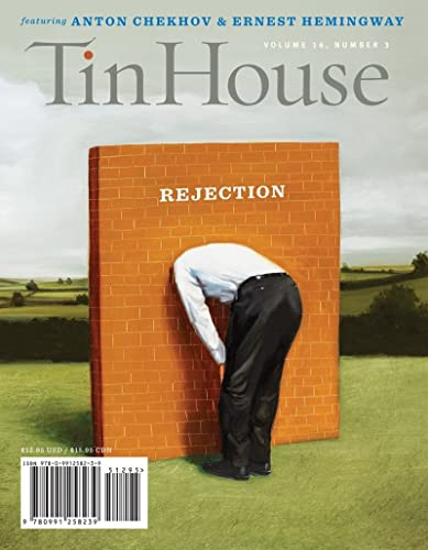 9780991258239: Tin House: Rejection (Spring 2015)