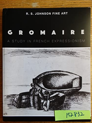 Marcel Gromaire (1892 - 1971) : a: R. Stanley Johnson,