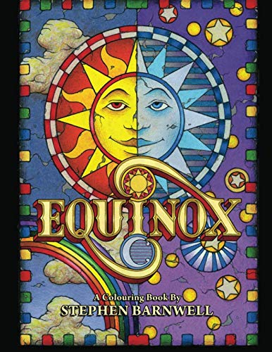 9780991321643: EQUINOX, A Colouring Book: International Edition