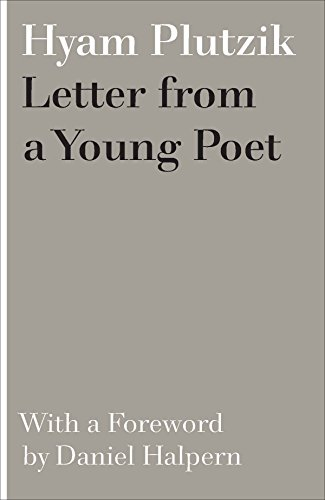 9780991327171: Letter From a Young Poet