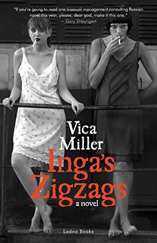 Inga s Zigzags (Paperback): Vica Miller