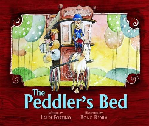 Peddlers Bed: Lauri Fortino
