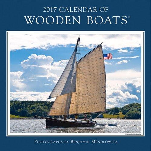 Calendar of Wooden Boats 2017 Calendar