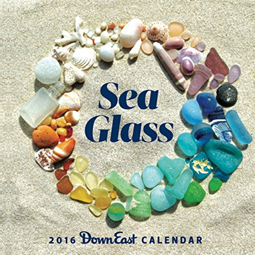 9780991452286: Sea Glass 2016 Calendar