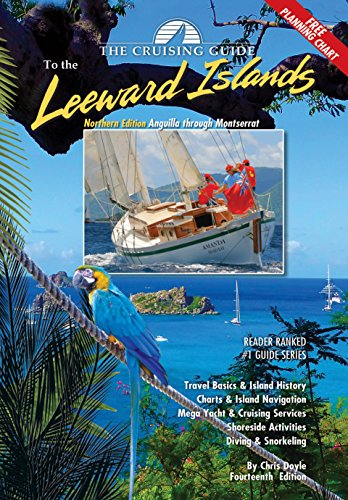 9780991455058: The Cruising Guide to the Northern Leeward Islands