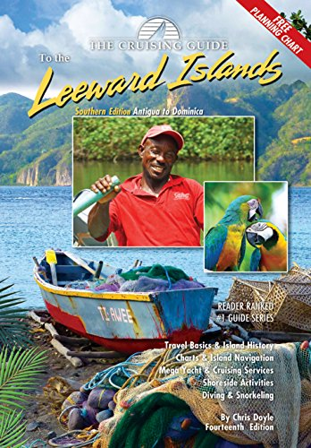 9780991455065: The Cruising Guide to the Southern Leeward Islands