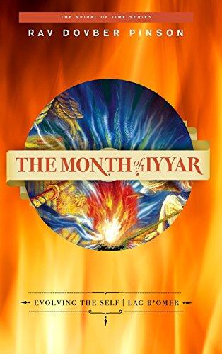 The Month of Iyyar: Evolving the Self | Lag B'Omer: Dovber Pinson