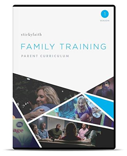 9780991488049: Sticky Faith Family Training (Parent Video Curriculum)