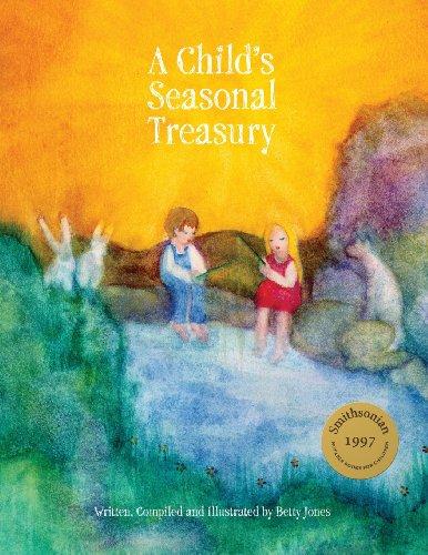 A Child's Seasonal Treasury: Jones, Betty