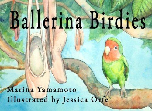 9780991562268: Ballerina Birdies (Color-Me-Please) (Volume 4)