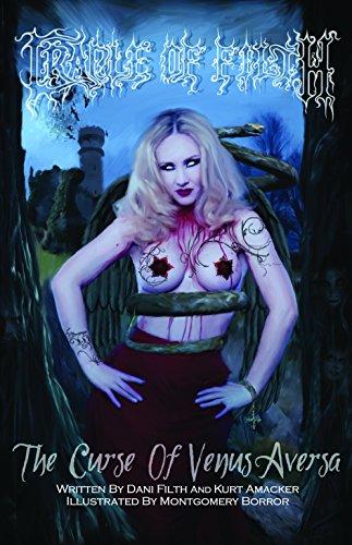 9780991571215: Cradle of Filth: The Curse of Venus Aversa